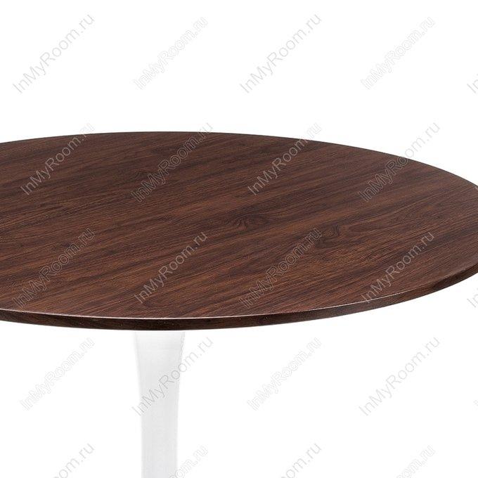Обеденный стол Nut на металлической ножке