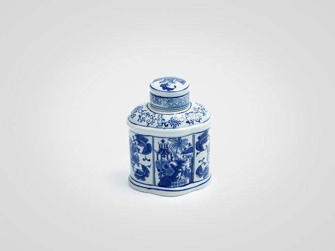 Кувшин керамический с крышкой