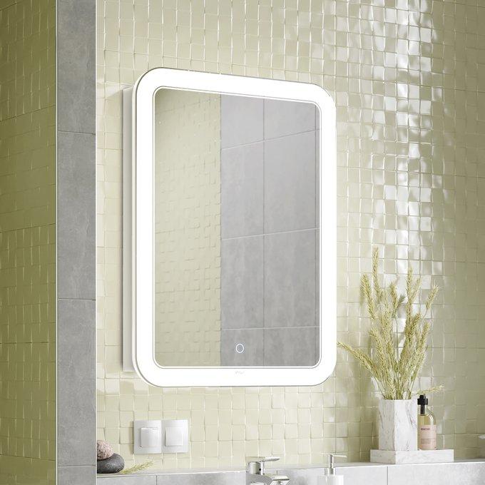 Шкаф зеркальный Vanda Lux 60 с подсветкой