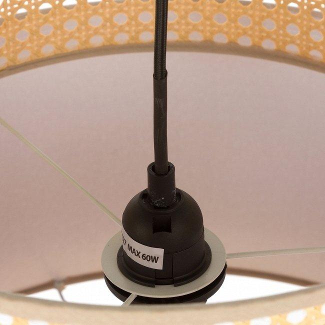 Подвесной светильник Vega светло-бежевого цвета