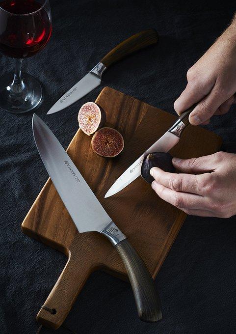 Нож поварской Eternal из стали