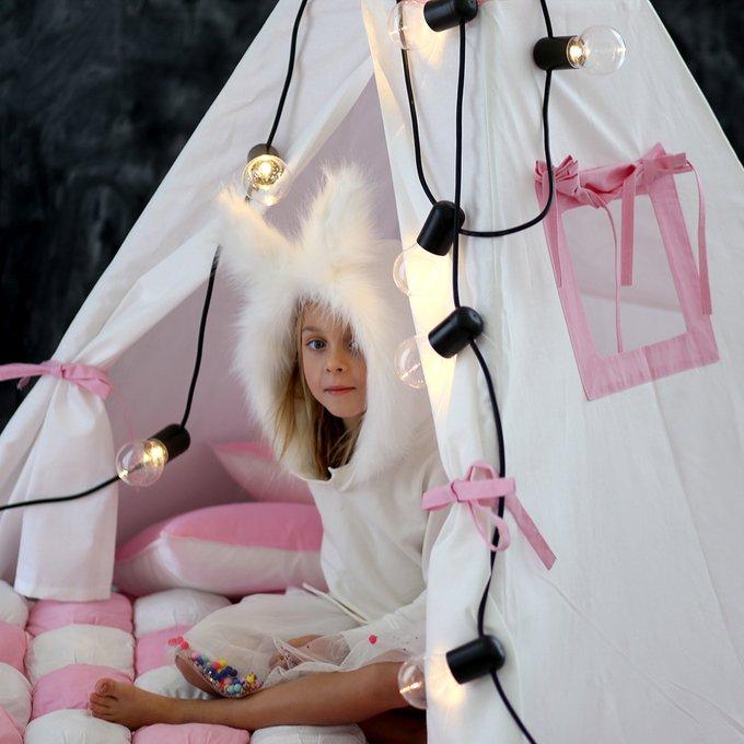 Игровой коврик Бомбон Simple Pink
