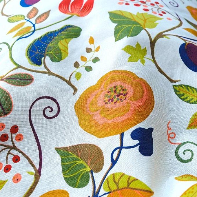 Кресло-мешок Цветок L Капри утром