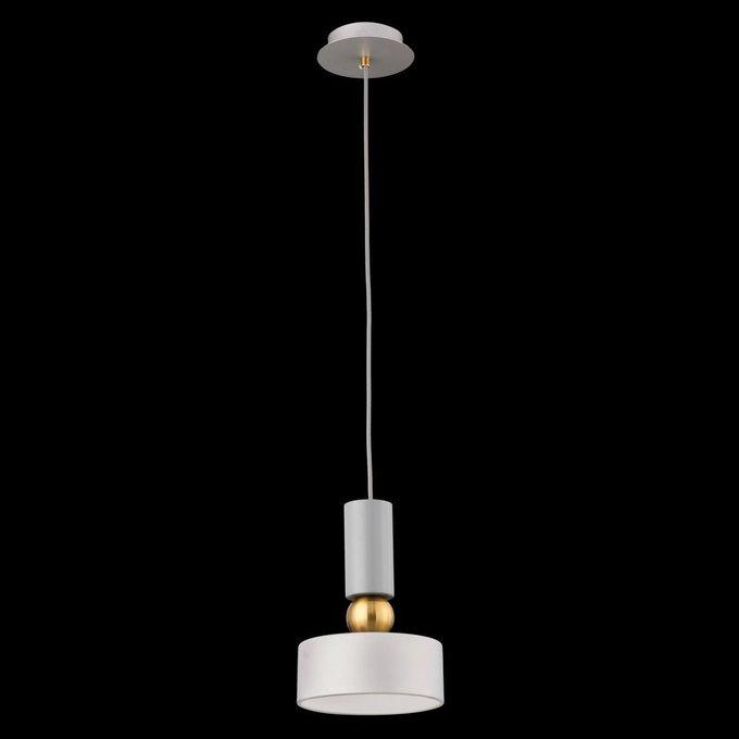Подвесной светильник Void серого цвета
