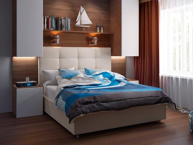Двуспальная Кровать Elisa Grand (Аскона Элиза Гранд) с подъемным механизмом