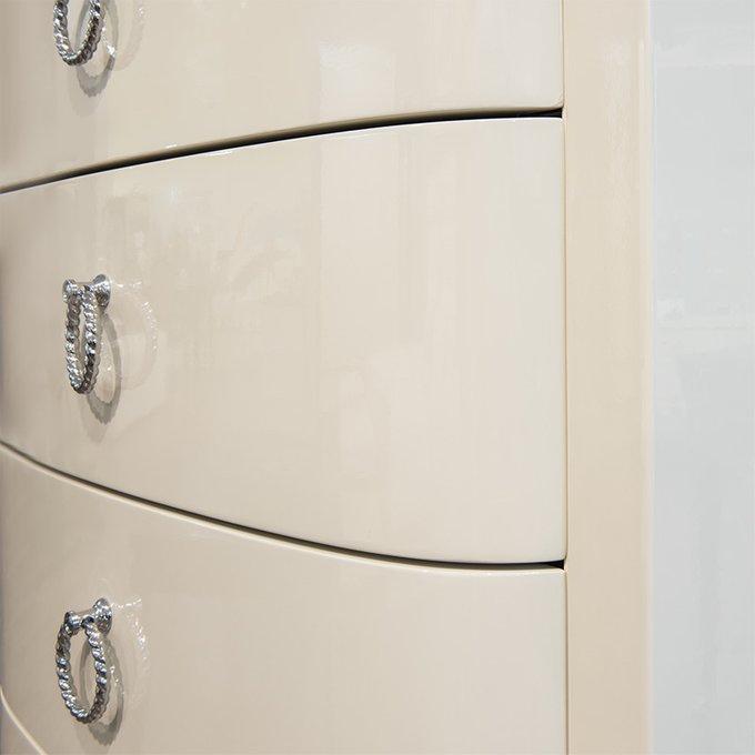 Комод Modena с пятью ящиками