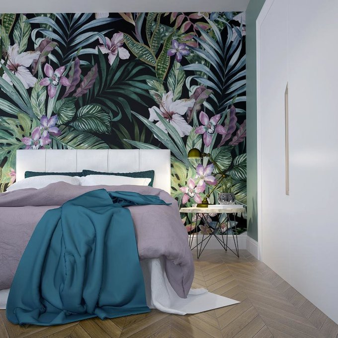 Дизайнерские обои Jungle Night
