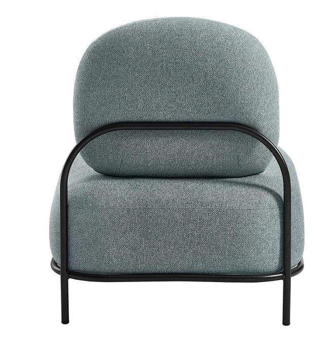 Кресло Sofa цвета морской волны