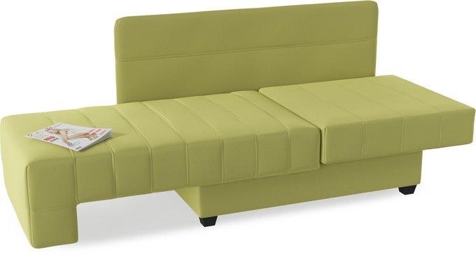 Диван-кровать Корфу Next Green зеленого цвета