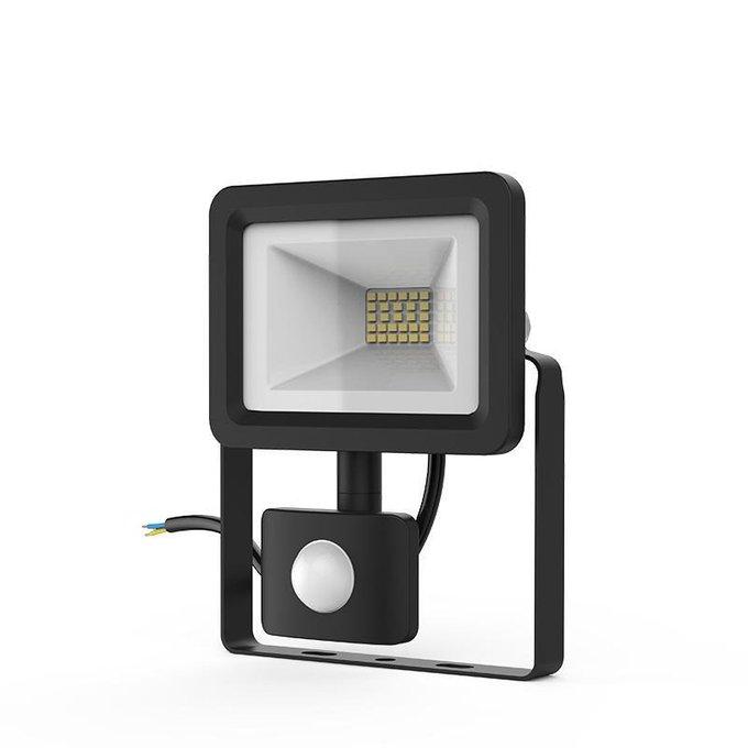 Прожектор светодиодный Elementary  черного цвета