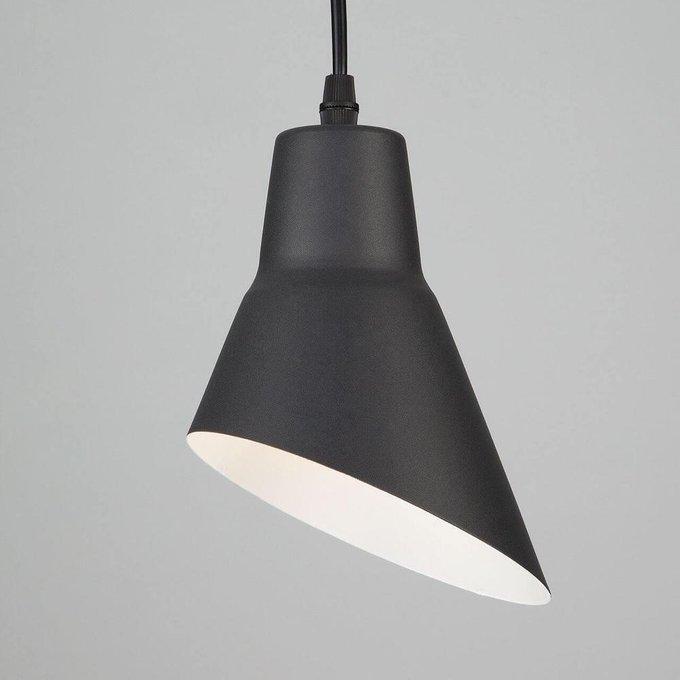 Подвесной светильник Nook черного цвета