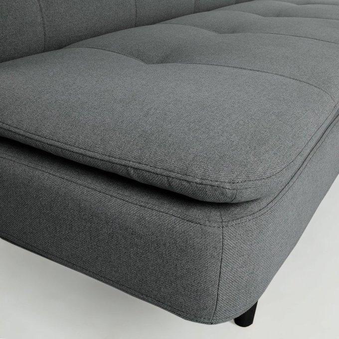 Раскладной диван Abellia серого цвета