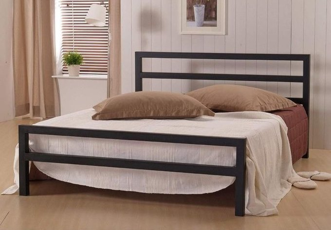 Кровать Аристо 1.6 в стиле лофт 160х200