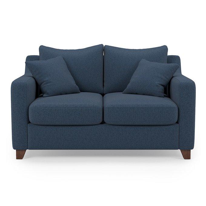 Диван-кровать Mendini MTR (144 см) синего цвета