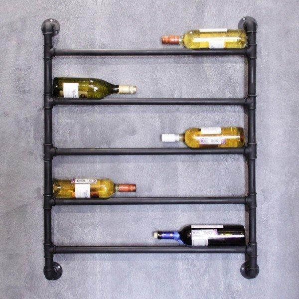 Винный стеллаж на 10 бутылок