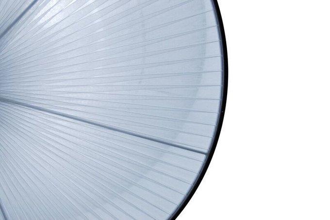 Потолочный светильник Drum с текстильным абажуром