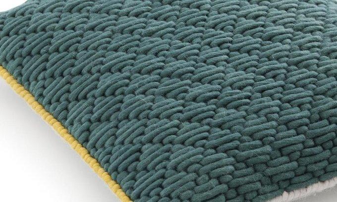Чехол на подушку Celadon-green