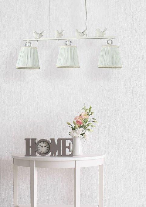Подвесной светильник Flitter белого цвета