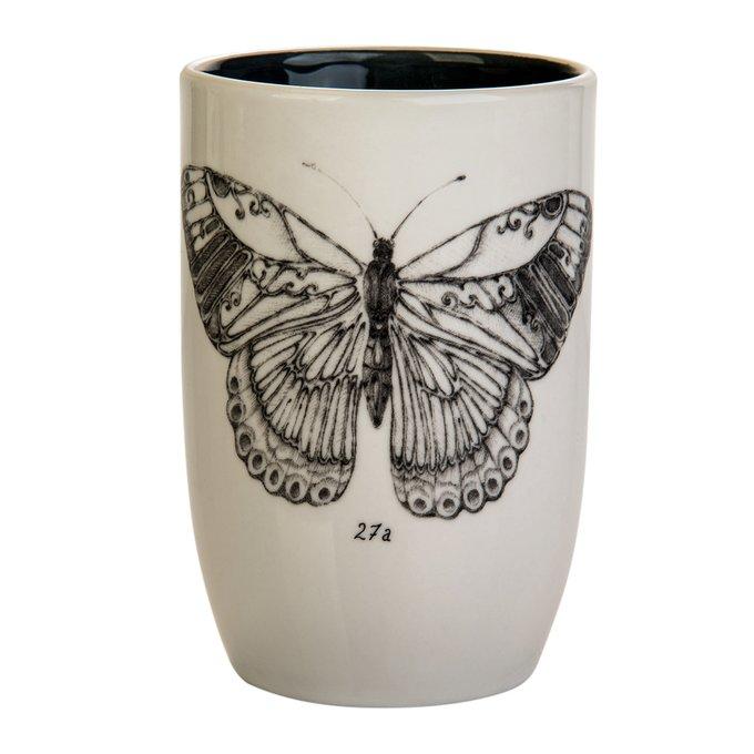 Кружка с рисунком Бабочка
