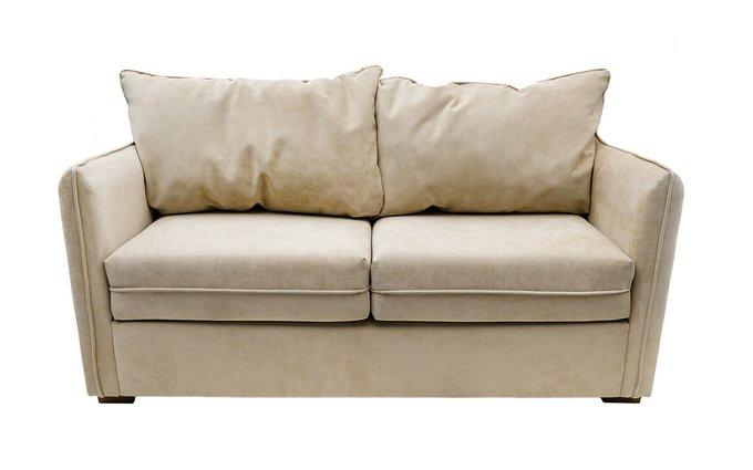 Прямой диван Arthur L бежевого цвета