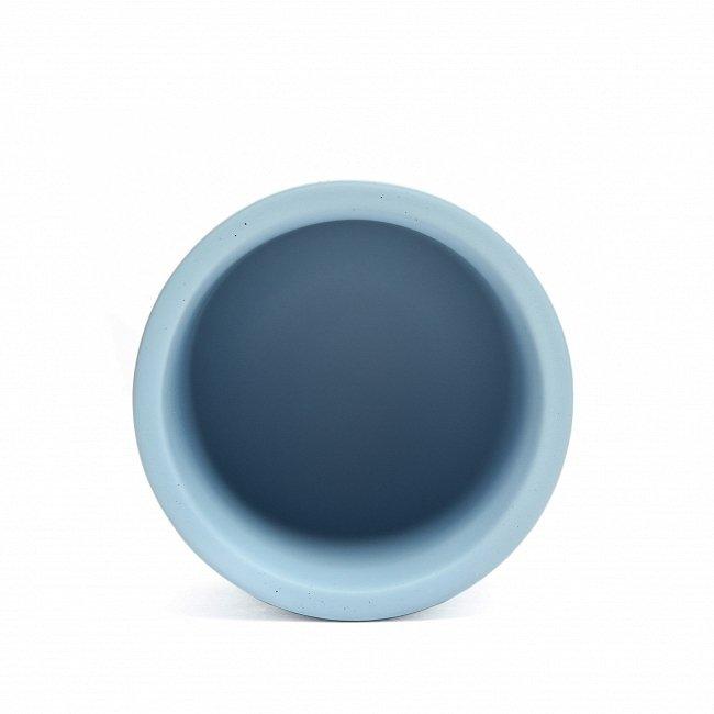 Стакан Fuzhou серо-голубого цвета