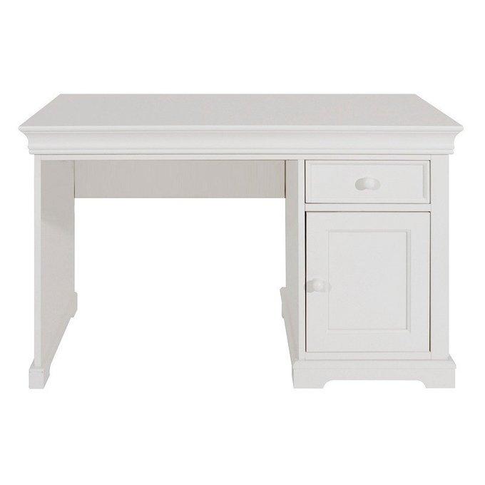 Стол письменный Marseille белого цвета