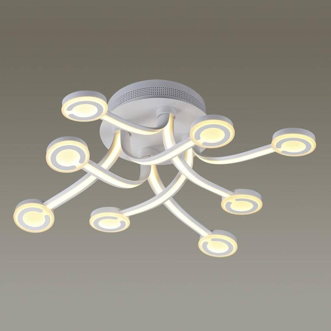 Потолочная светодиодная люстра Buttons