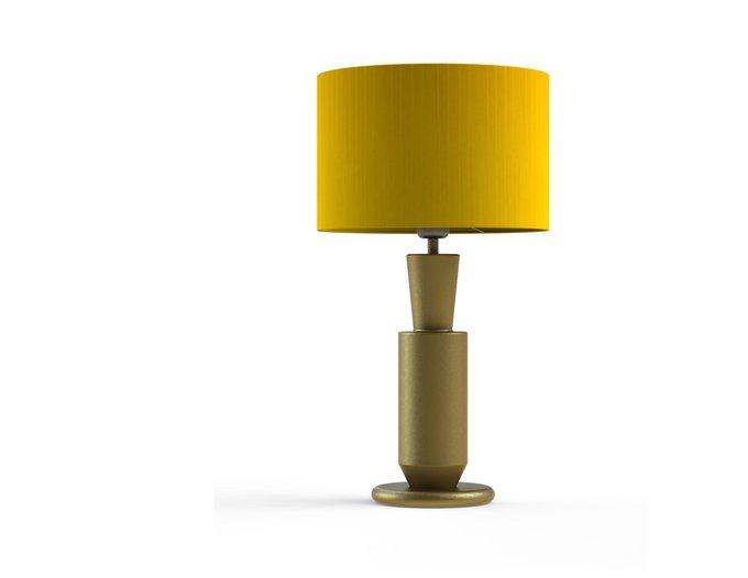"""Настольная Лампа """"CANIS Gold"""""""