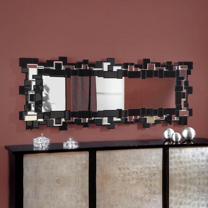 Зеркало Schuller Bunuel в раме из стекла