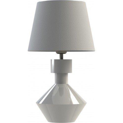 Настольная лампа Apus белая
