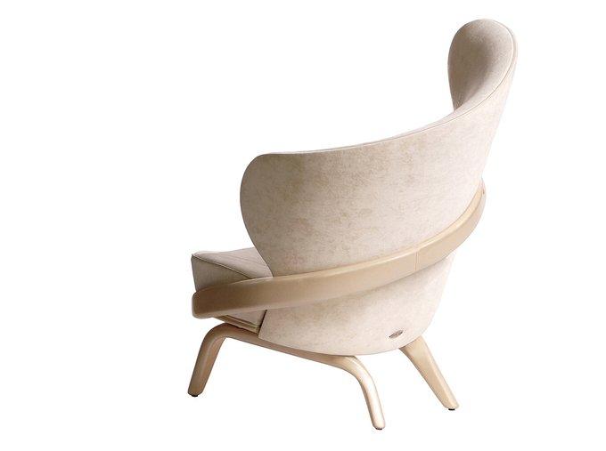 Кресло Apriori А бежевого цвета