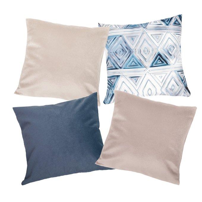 Набор из четырех чехлов Maro Vitrage с внутренними подушками