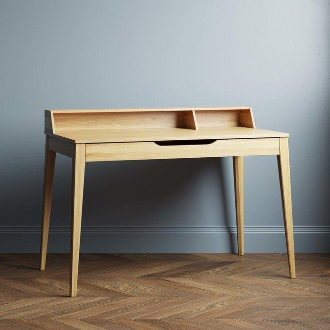 Письменный стол Buro 140х80 черного цвета