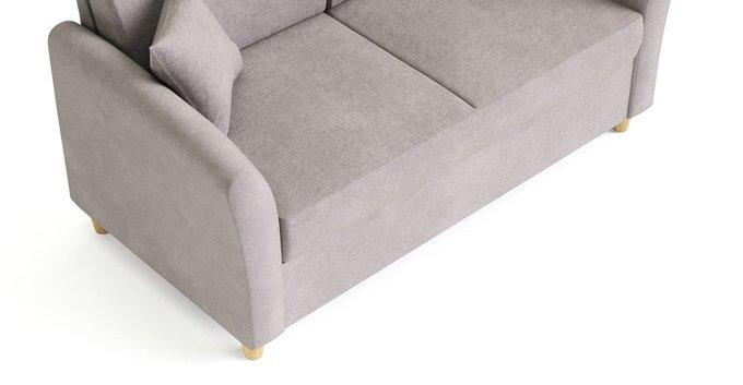 Диван-кровать Катарина серого цвета