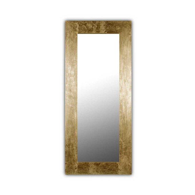 Настенное зеркало BRILLIANCE L gold