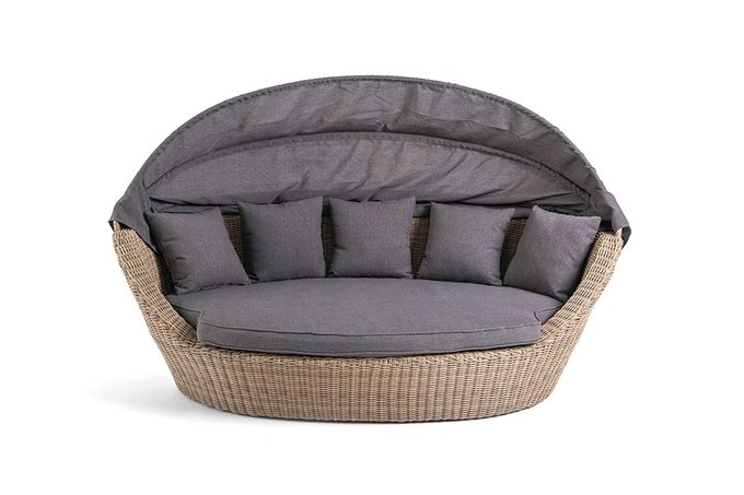 Кровать Амальфи с подушками
