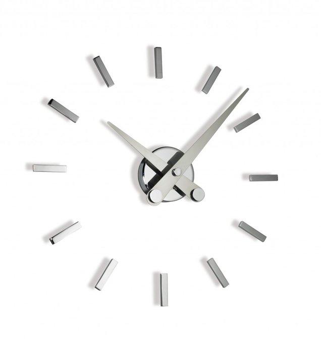 Часы Puntos Suspensivos из стали