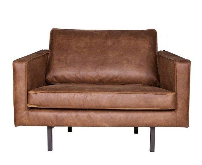 """Кресло DE EEKHOORN """"Rodeo armchair cognac"""""""