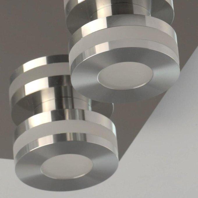 Потолочный светодиодный светильник De Markt Пунктум