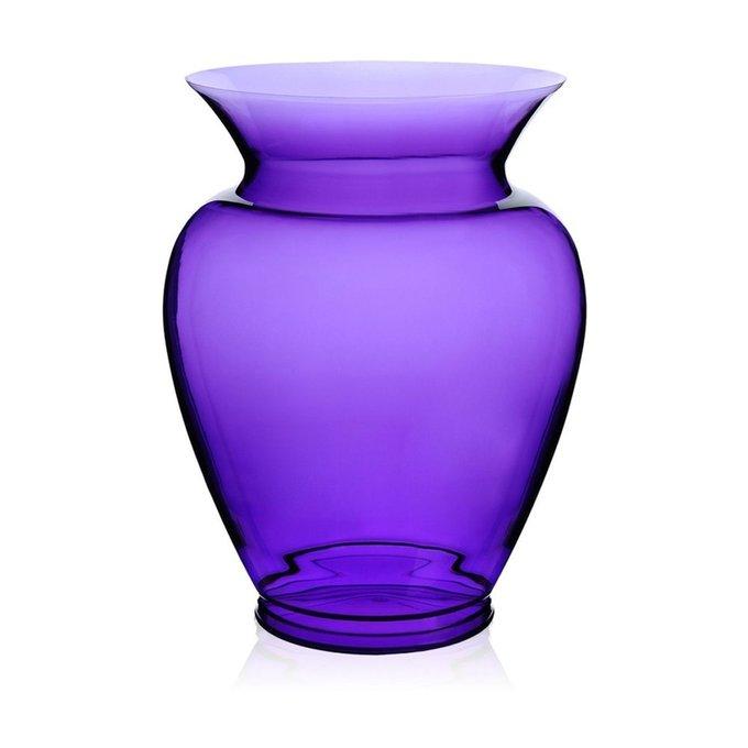 Ваза La Boheme фиолетового цвета