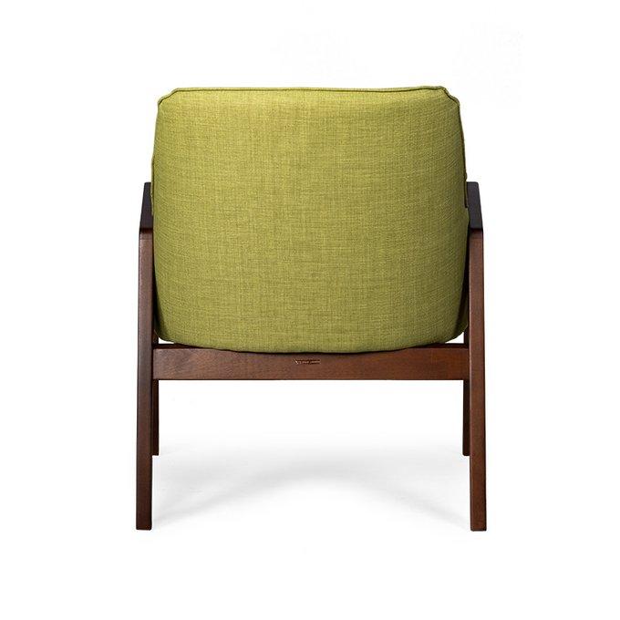 Kресло Teatro зеленого цвета