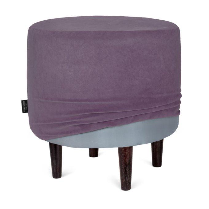 Пуф Спутник Ultra Plum фиолетового цвета