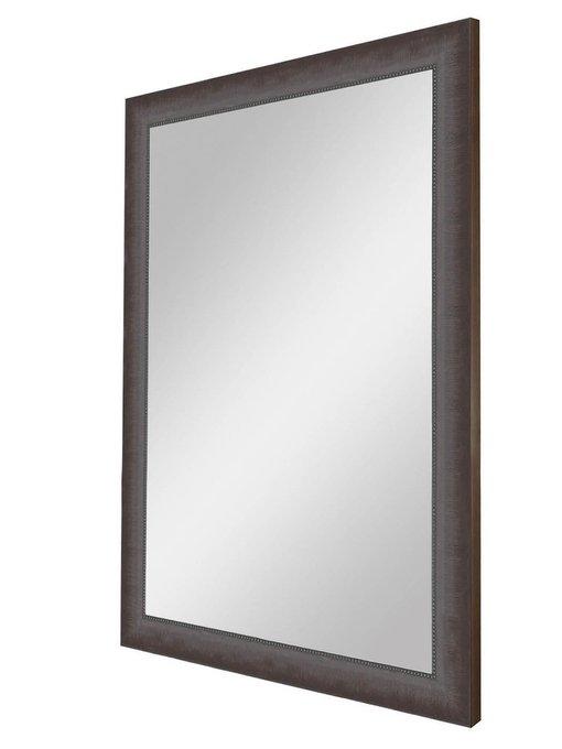 """Зеркало в широкой мореной раме """"Галия"""""""