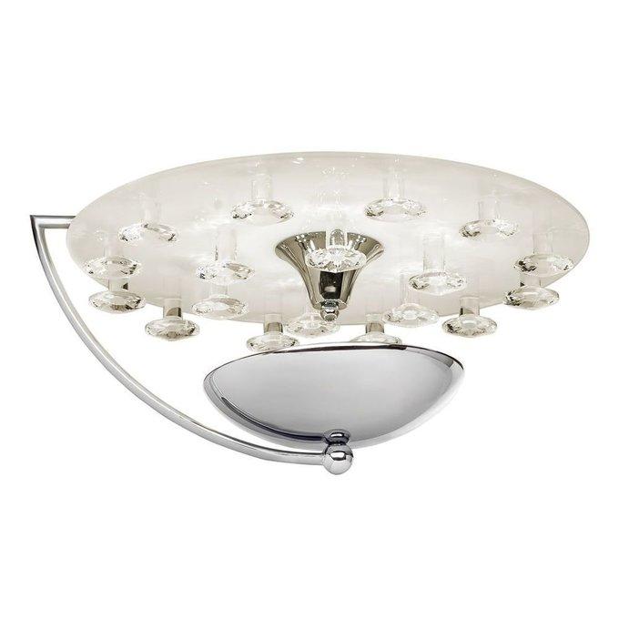 """Потолочный светодиодный светильник """"Style Next"""" Silver Light"""