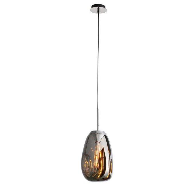 Подвесной светильник Aereo янтарного цвета