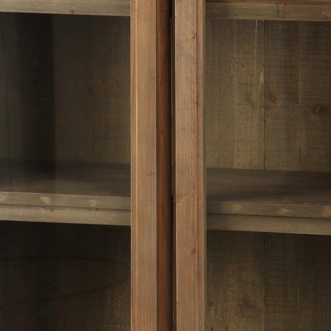 Книжный шкаф Madina из еловой древесины