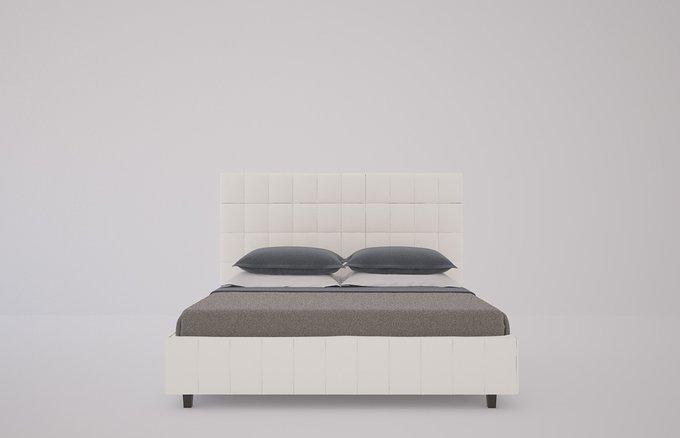 Кровать Shining Modern с мягким изголовьем 140х200