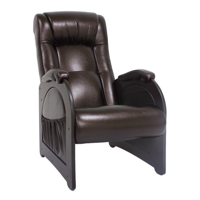 Кресло для отдыха Модель 43 б/л с карманами