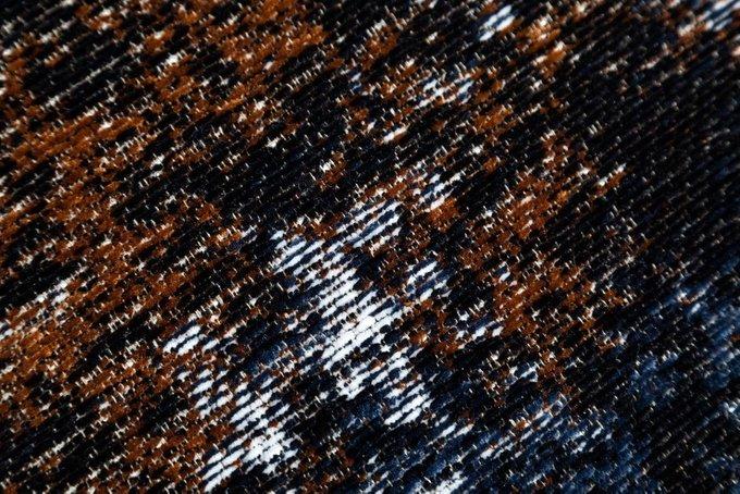 Ковер Flame сине-коричневого цвета 160х230