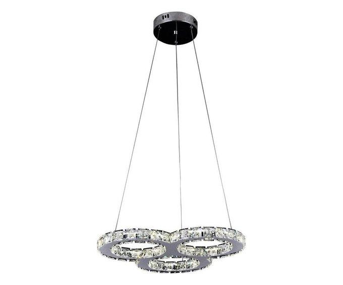 Подвесной светодиодный светильник Тор-Кристалл